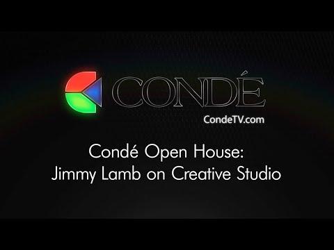 Condé Open House: Jimmy Lamb on Creative Studio
