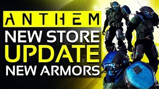 Anthem | New Update to VANITY STORE: New Javelin ARMOR SETS & More thumbnail