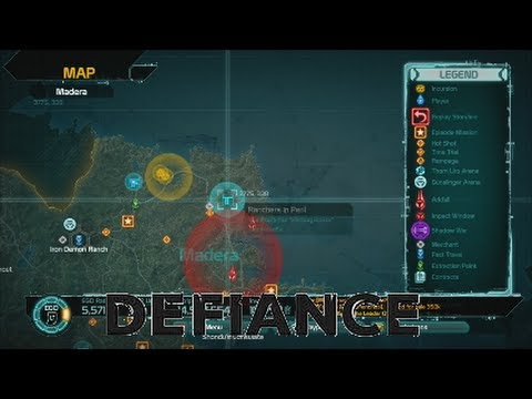 Defiance 101 - How to Earn Reputation and Spend it.