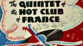 Django Reinhardt - Crazy Rhythm - Paris, 28.04.1937