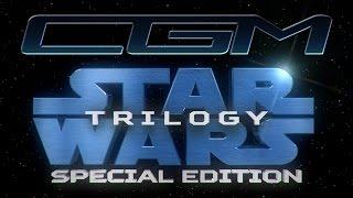 CGM - Teaser Hors Série Star Wars Trilogy