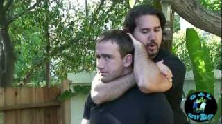 Luis Perez, of G and L Krav Maga, teaches you how to defend yoursel...