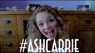 I FORGOT THE WORDS! | #AskCarrie