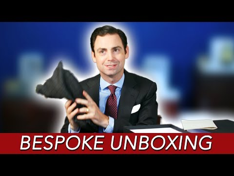 The Moment You've Been Waiting For! - Unboxing My Dominic Casey Bespoke Shoes | Kirby Allison