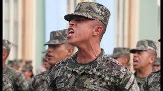 Cantos Militares para Trote y Carrera - Cantos de Guerra.