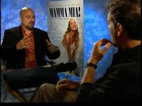 Pierce Brosnan interview for Mamma Mia! the Movie in HD
