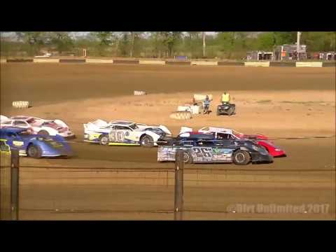 4.23.17 | Highlights | Fayette County (IL) Speedway