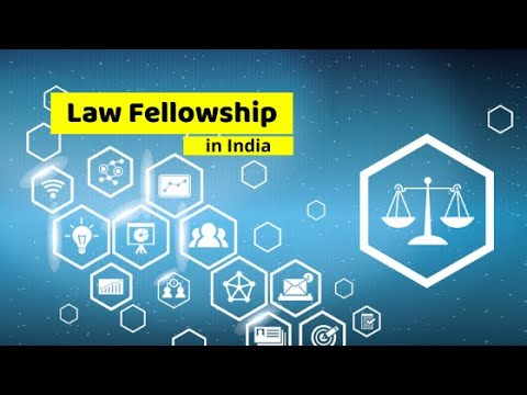 A fellowship for LAWYERS...!!