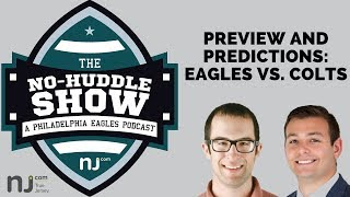 NFL Week 3: Eagles vs. Colts preview and predictions