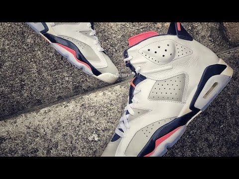 f98ddd04de3 Jordan 6 Tinker Unboxing And Review - YouTube