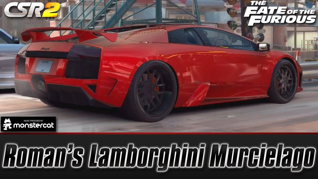 Csr Racing 2 Roman S Lamborghini Murcielago The Fate Of The