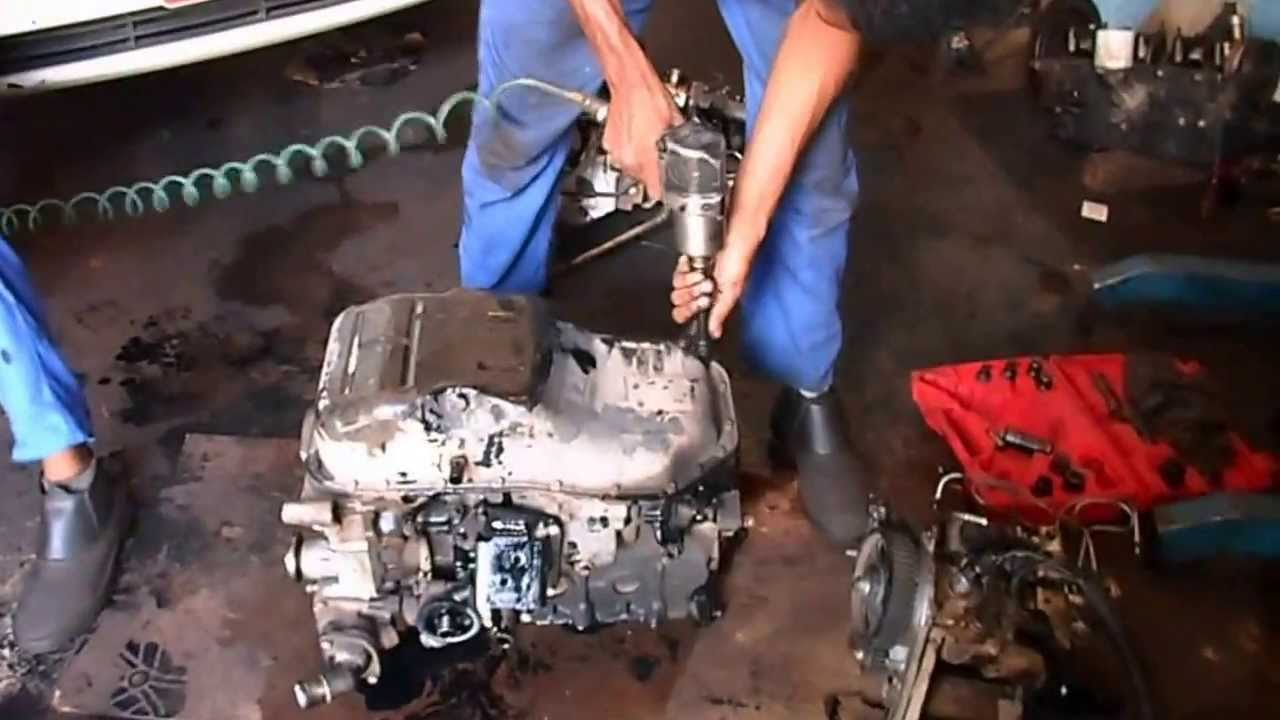 reconstruindo o motor do hr 2 5