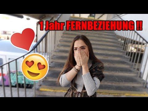 Nach EINEM Jahr FERNBEZIEHUNG - ÜBERRASCHUNG an FREUNDIN !! | itsIlker