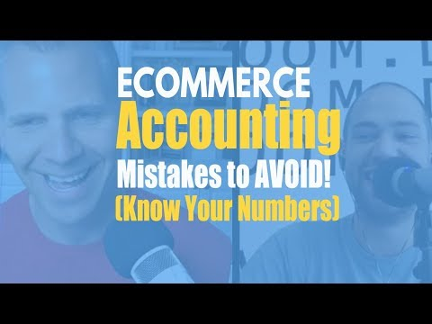 How to Avoid Accounting Mistakes and Knowing What is Profit in Private Label Products