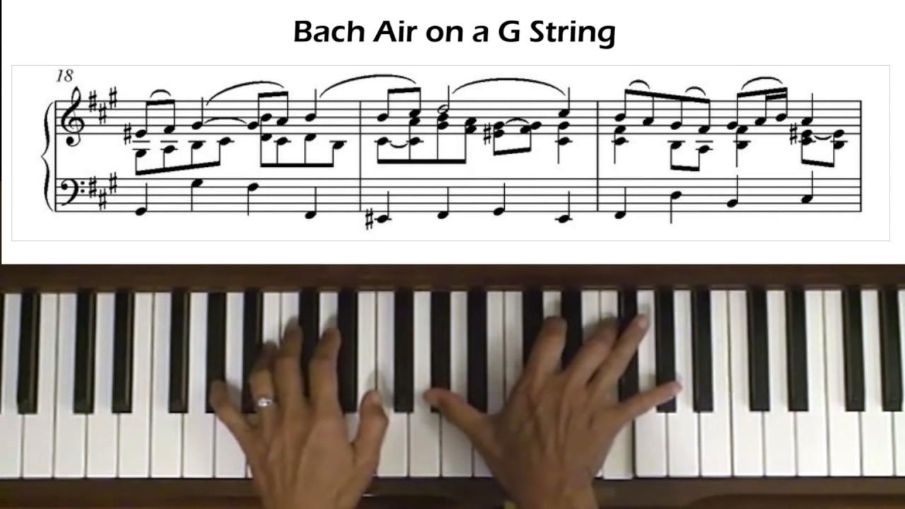 Air On Ag String