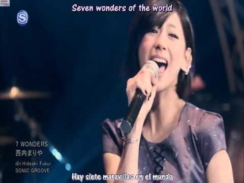 Mariya Nishiuchi   7 WONDERS Sub español