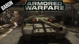 Armored Warfare - Best Tanks in the Game!