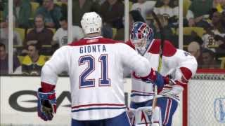 NHL 7 in 7 - NHL 10 Game 3 Boston Bruins vs Montreal Canadiens