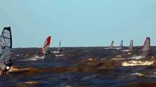 Encuentro de Windsurf con Francisco Goya - Hudson - Argentina