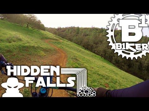 Hidden Falls - Hidden Falls Regional Park - Auburn, Ca - Mountain Biking