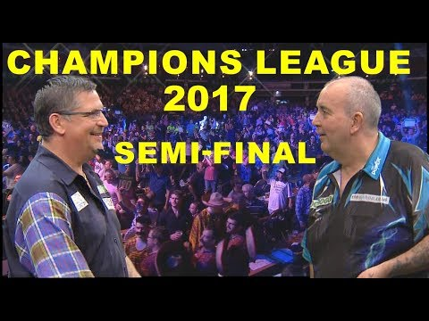 Anderson v Taylor [SF] 2017 Champions League of Darts