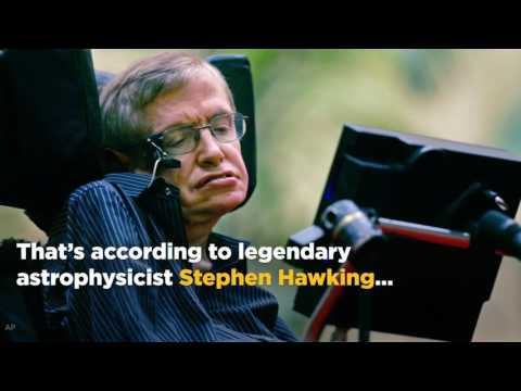 Stephen Hawking Says Human must leave from the earth within 100 years