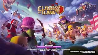 Clash of Clans - odc 1 Prezentacja mojej bazy