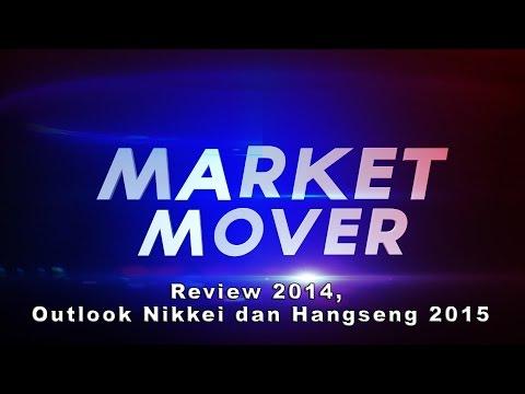 Review 2014, Outlook Nikkei dan Hangseng 2015 , Vibiznews 24 desember 2014