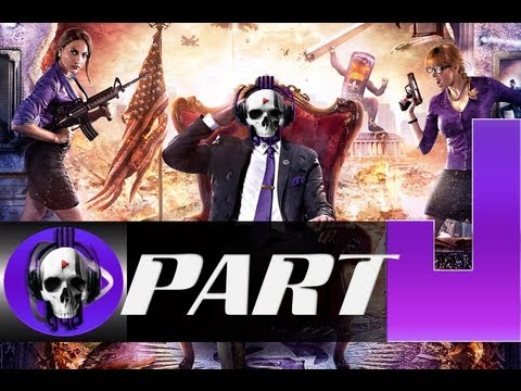Saints Row 4 Welcome Back Johnny Gat Full Mission 1080p