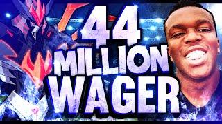 44 MILLION WAGER (FIFA 14)