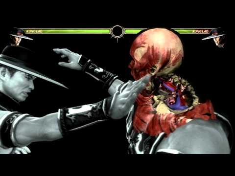 ¿Cómo hacen el sonido de los huesos rotos en Mortal Kombat?