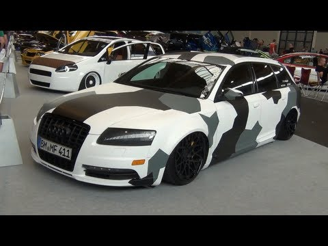(HD) The German Tuning Scene !