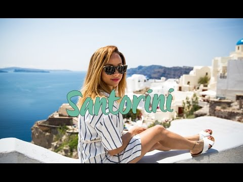 THE SANTORINI DIARIES | Samantha Maria
