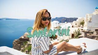 THE SANTORINI DIARIES | Samantha Maria