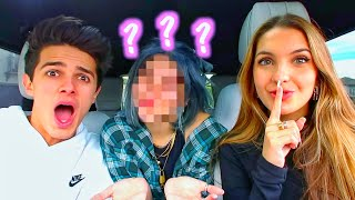SURPRISING BRENT WITH HIS TIKTOK CRUSH!!