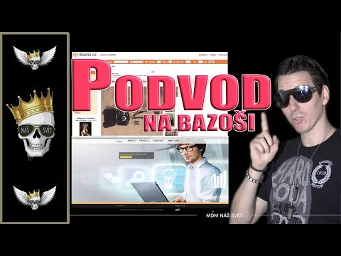 VAROVÁNÍ | JAK FUNGUJE PODVOD PŘI NÁKUPU NA BAZOŠ.cz | INPOST-24.eu | PODVODY NA INTERNETU 1