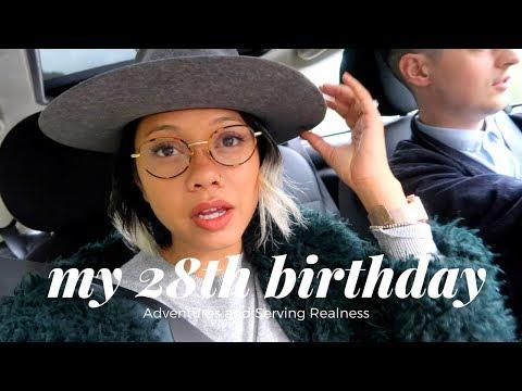 MARCH VLOG - My 28th Birthday Roadtrip + Glossier Showroom in SF  | HellaJam