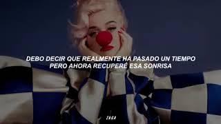 Smile - katy Perry (en español)