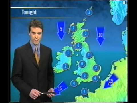 ITV National Weather 29-03-00