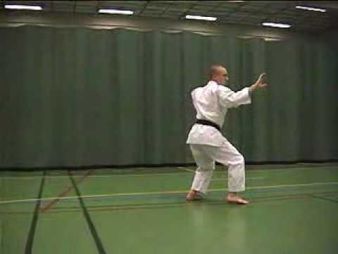 34fea41439921 Matsubayashi Ryu - Chinto - YouTube