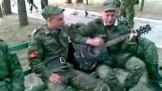 армейские песни под гитару - несвятая война.mp4