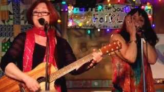 Pat Pepin and Tracy K - It Takes A Mighty Good Man - IBC Women In Blues Showcase