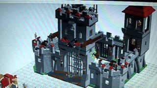 LEGO LDD 7964 Kings castle working draw bridge