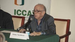 Jaime Suchlicki - The Venezuelan Crisis: Implications for Cuba; Options for the U.S.