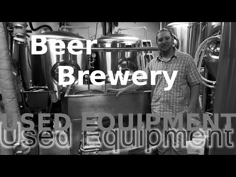 Used Brew Equipment: MICROBREWERY!