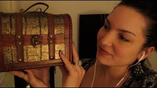 ASMR 🎧  Sons objets - Tapping - Attention personnelle - Lecture ❤
