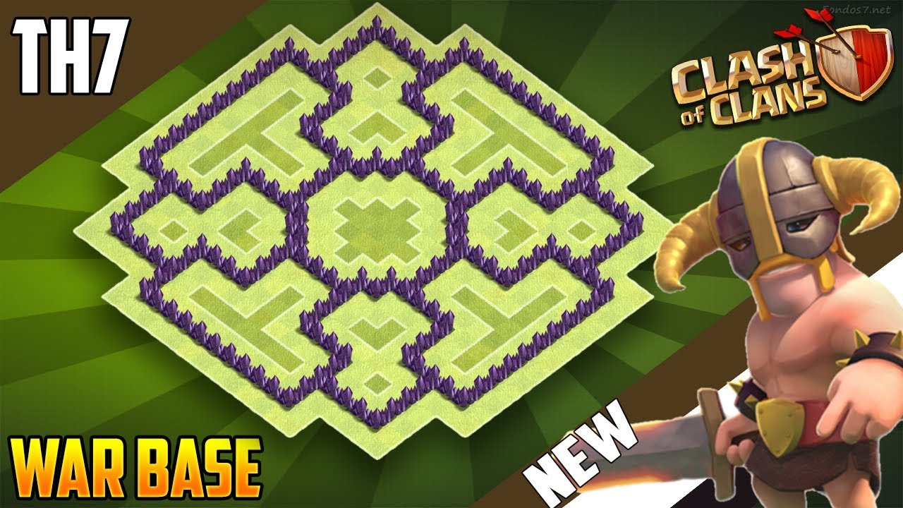 Th 7 Best Defense War Base 5