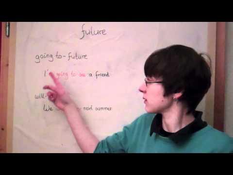 future tenses Englisch