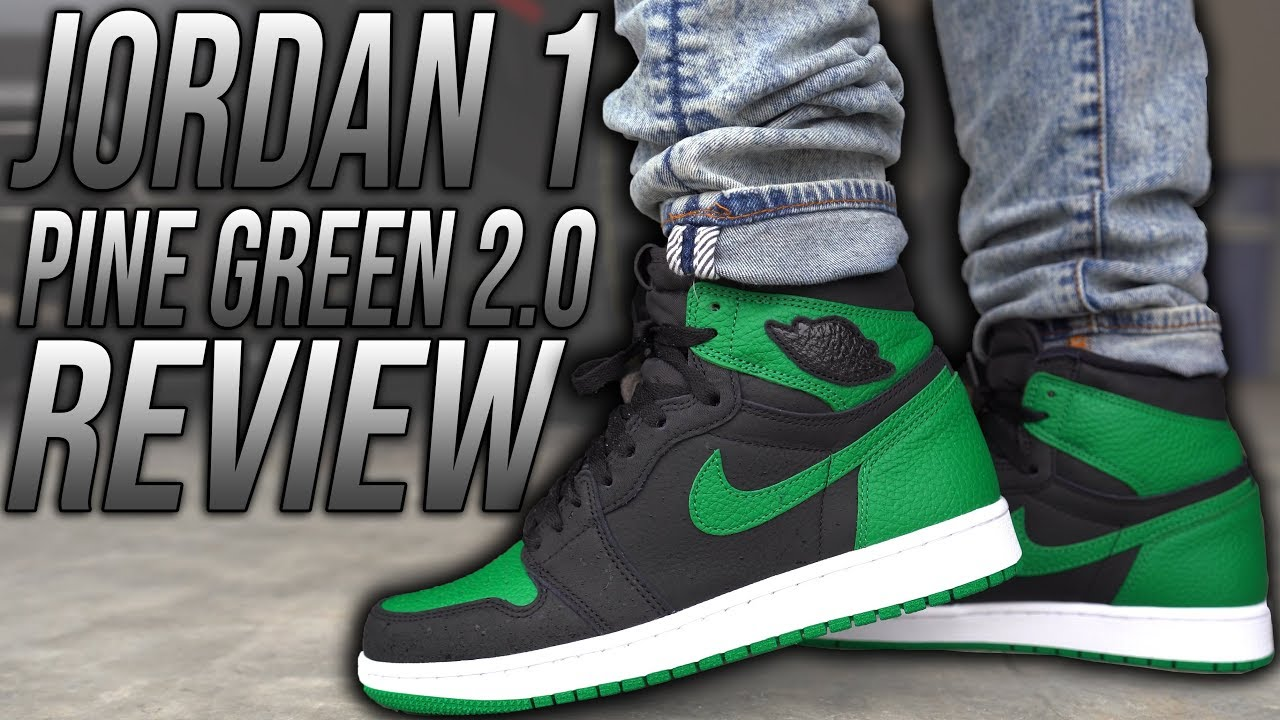 BLACK PINE GREEN 2.0 REVIEW AND ON FOOT