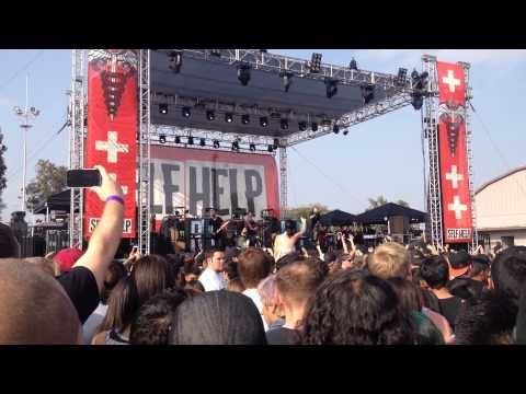 A Skylit Drive - Rise (Live) - Self Help Festival